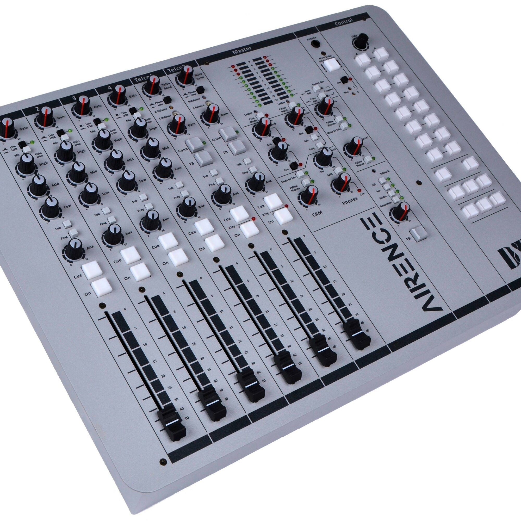 Airence D&R Configuration 12 Faders