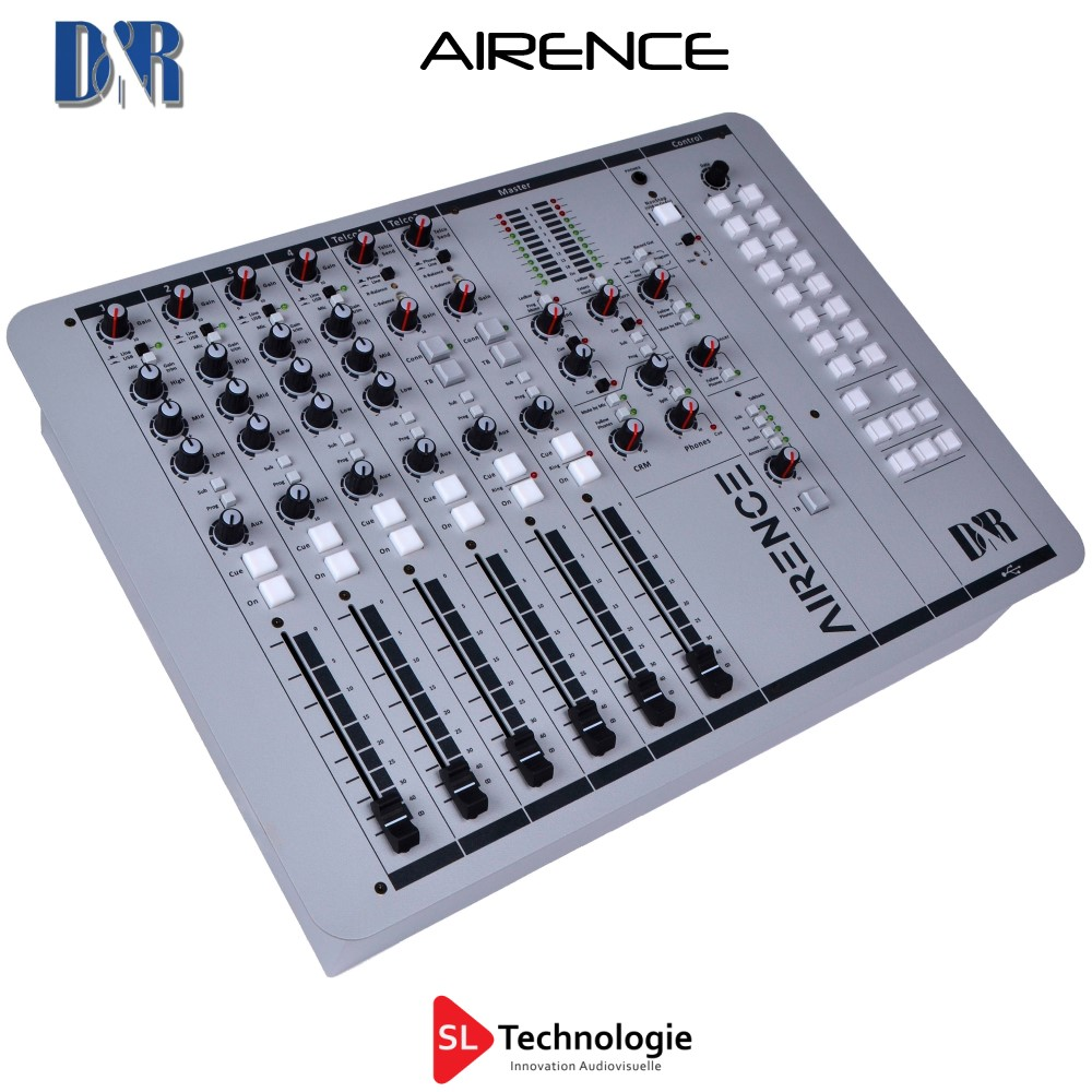 AIRENCE USB MAIN – D&R