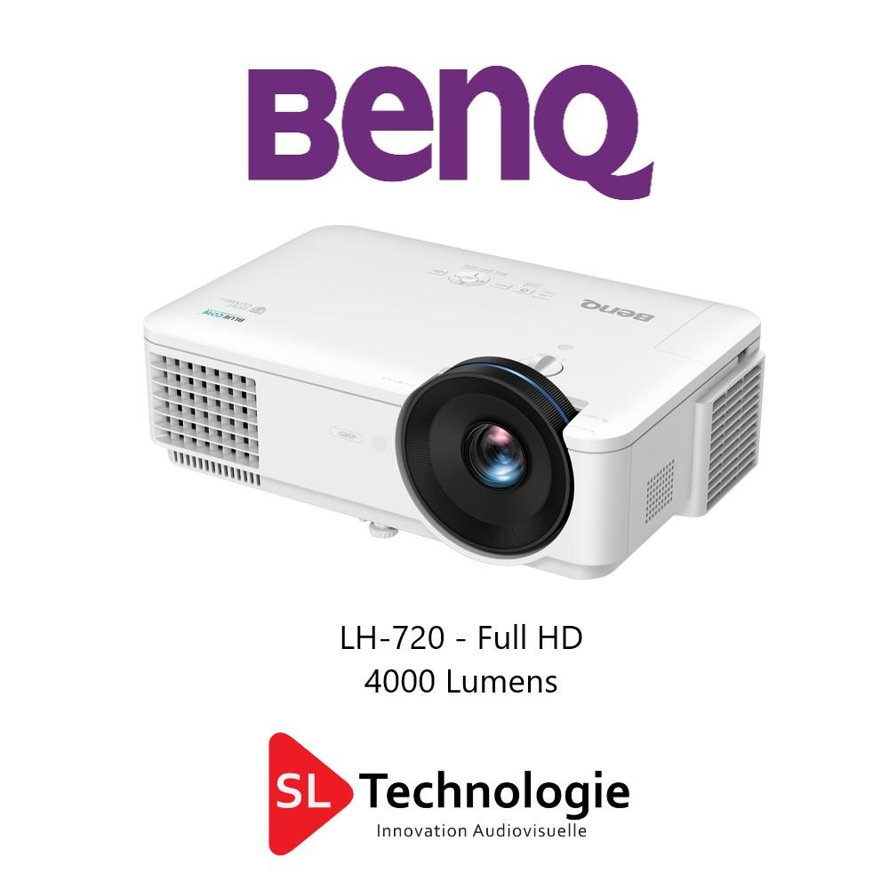 LH720 BENQ VP HD 1080p 4000 Lumens Laser