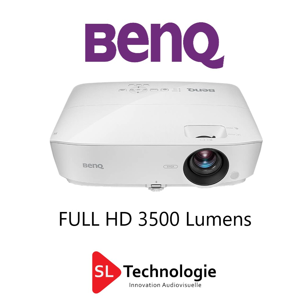 MH535 BENQ VP Full HD DLP 3500 Lumens