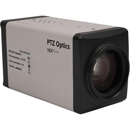 PT20X-ZCAM NDI PTZOPTICS