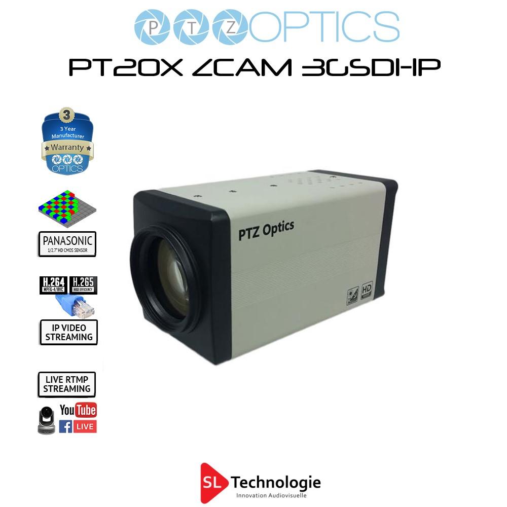 PT20X-ZCAM PTZOPTICS