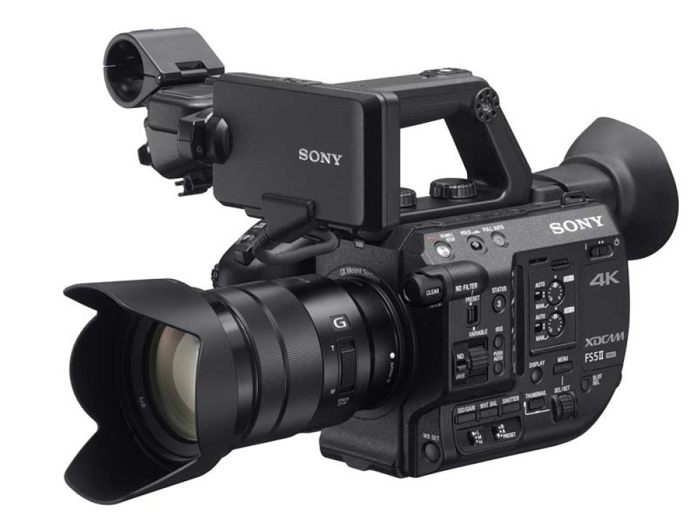 PXW FS5KII Sony