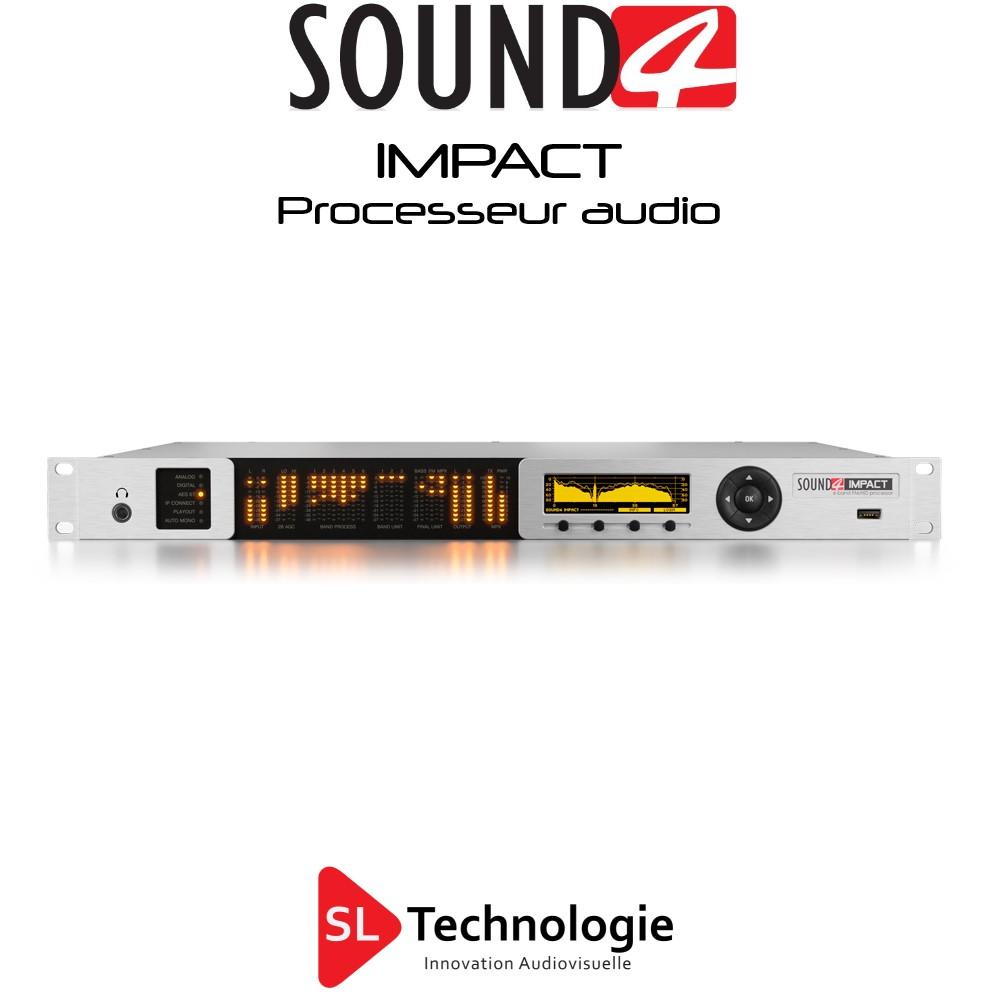 Impact SOUND4 – Based