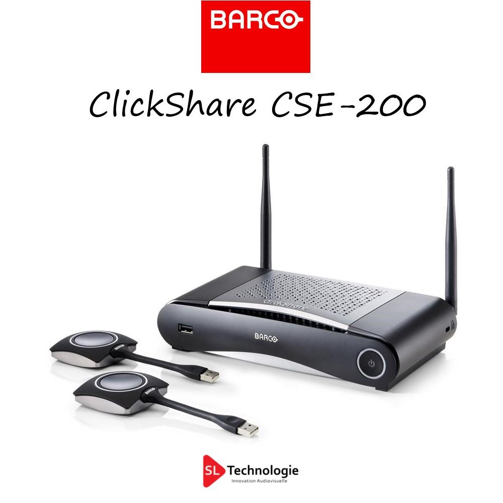 ClickShare CSE-200 BARCO
