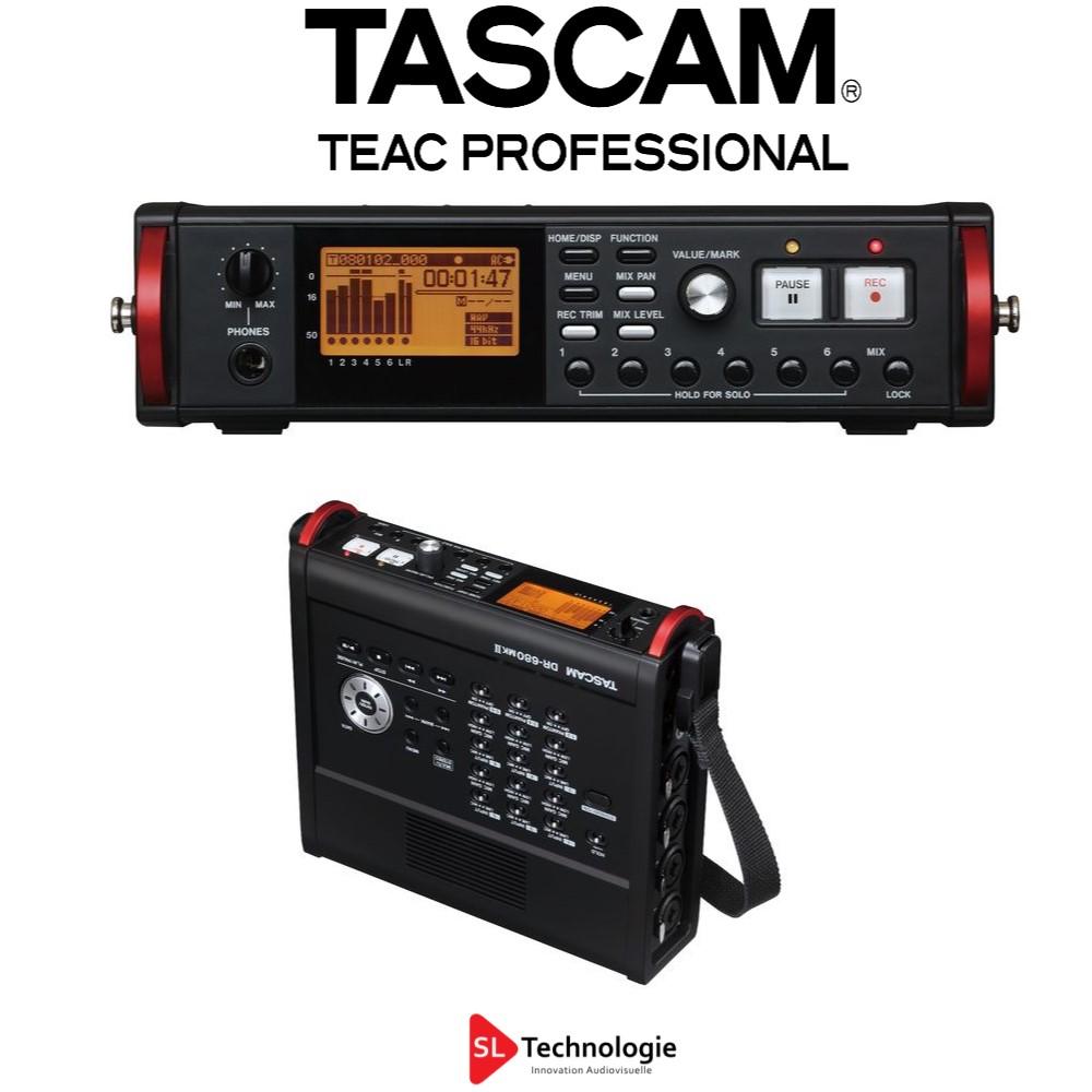 DR680 MKII TASCAM
