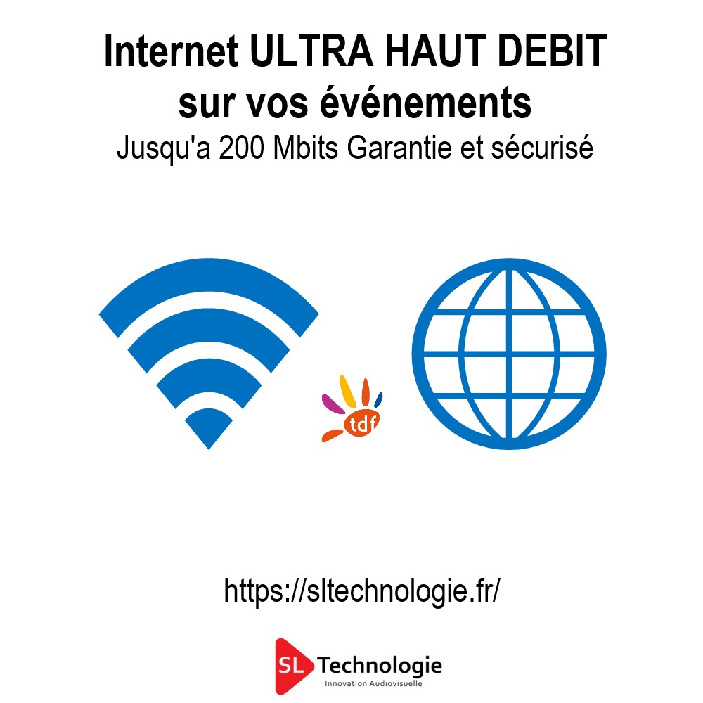 Internet Ultra Haut Débit Events