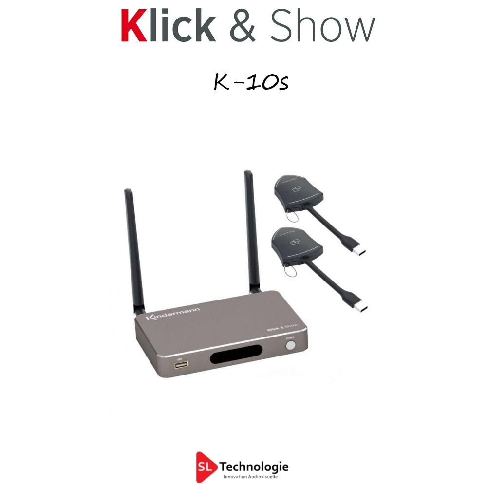 K-10S Click&Show