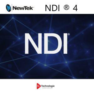NDI ® 4 Révolutionnaire !