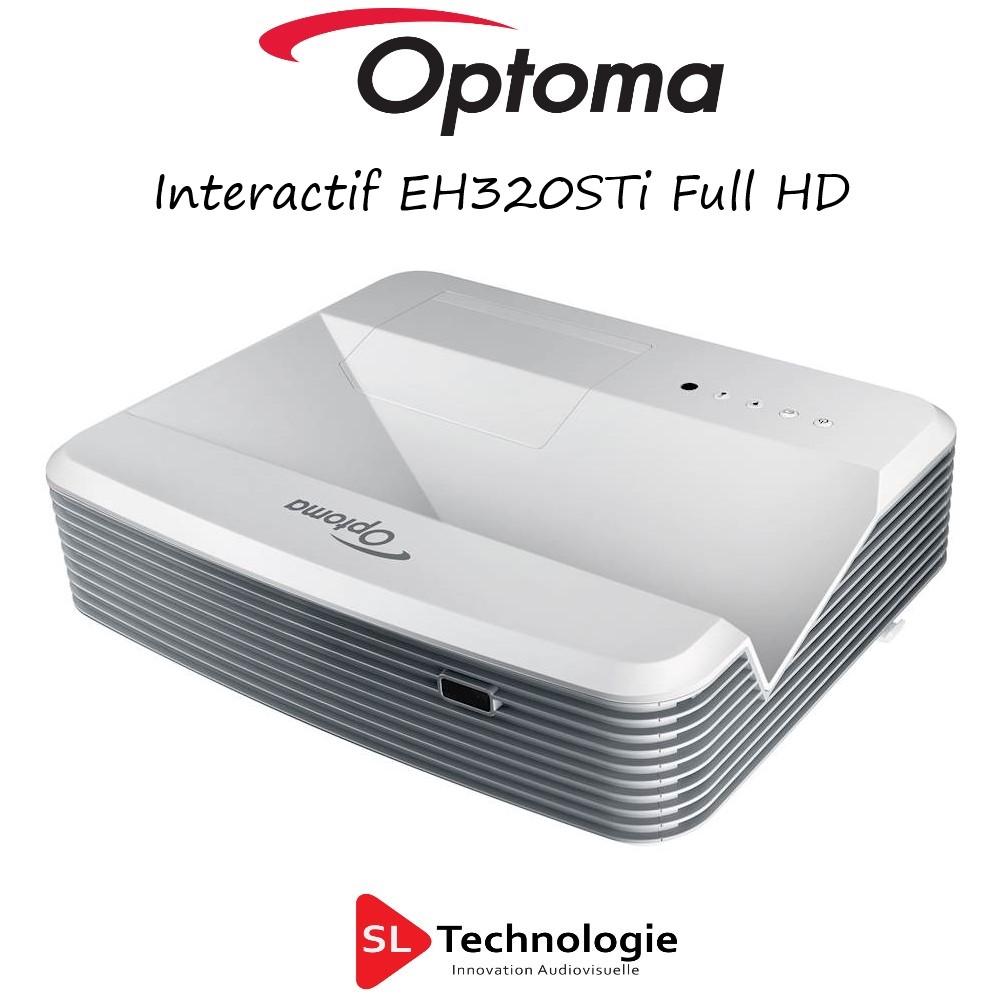 EH320USTi OPTOMA