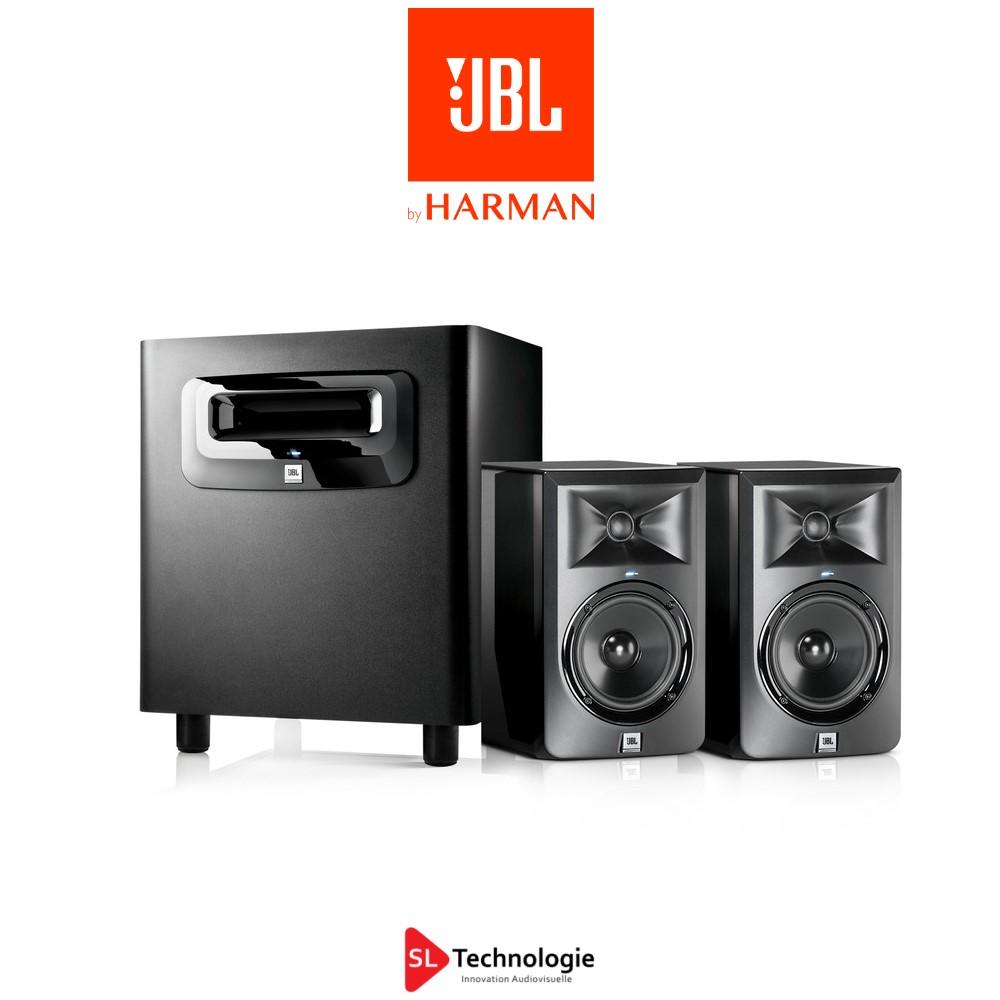 PACK LSR305 2.1 JBL
