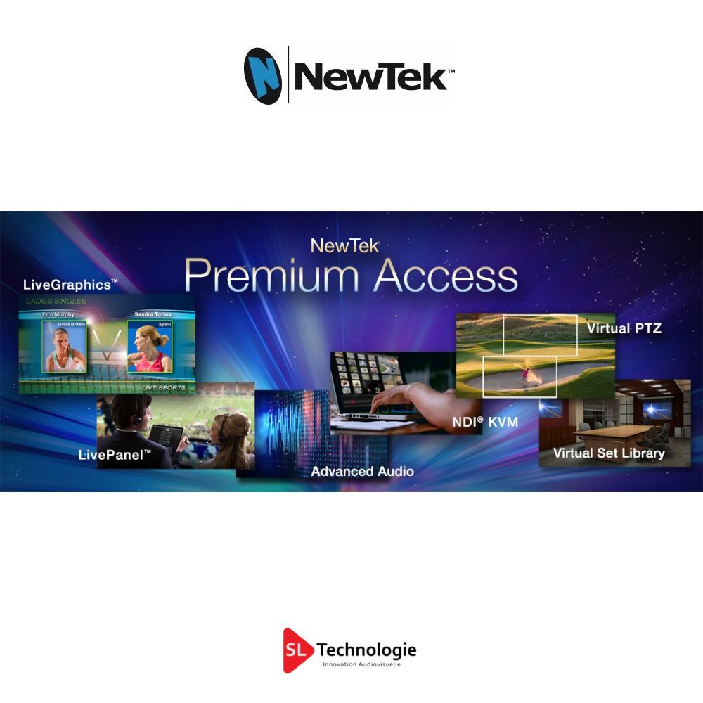 Premium Acces NewTek