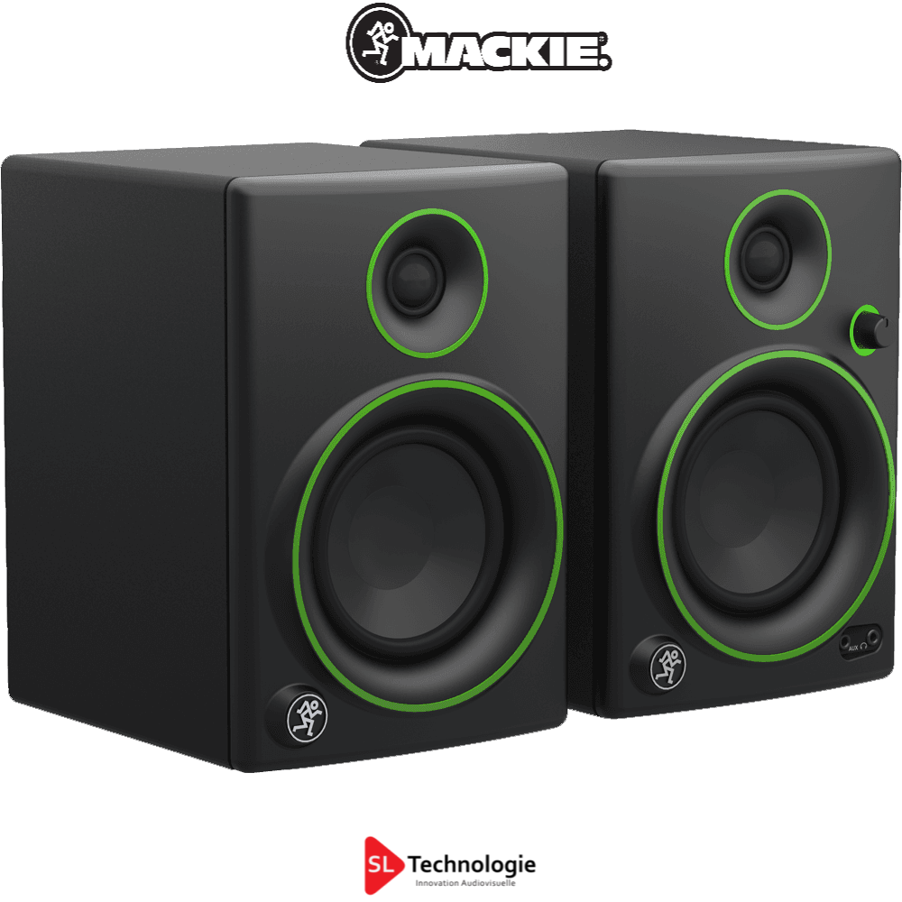 RMK CR4 Mackie (Paire)