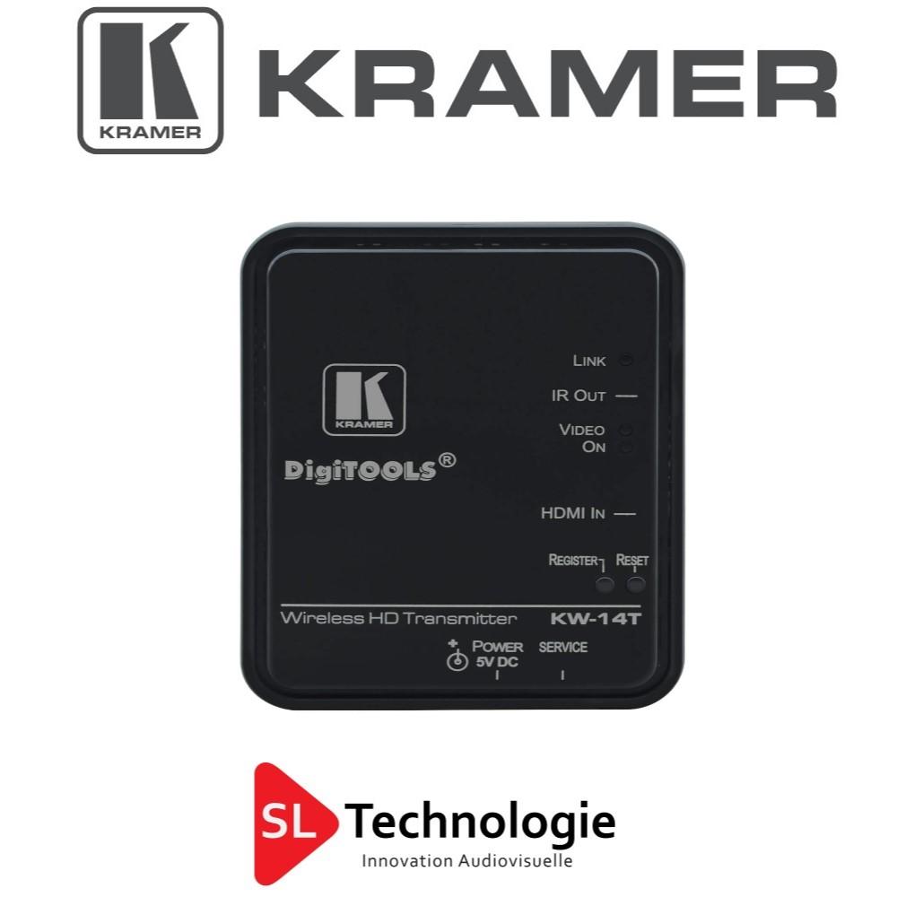 KW-14 Kramer Kit Sans Fil HDMI