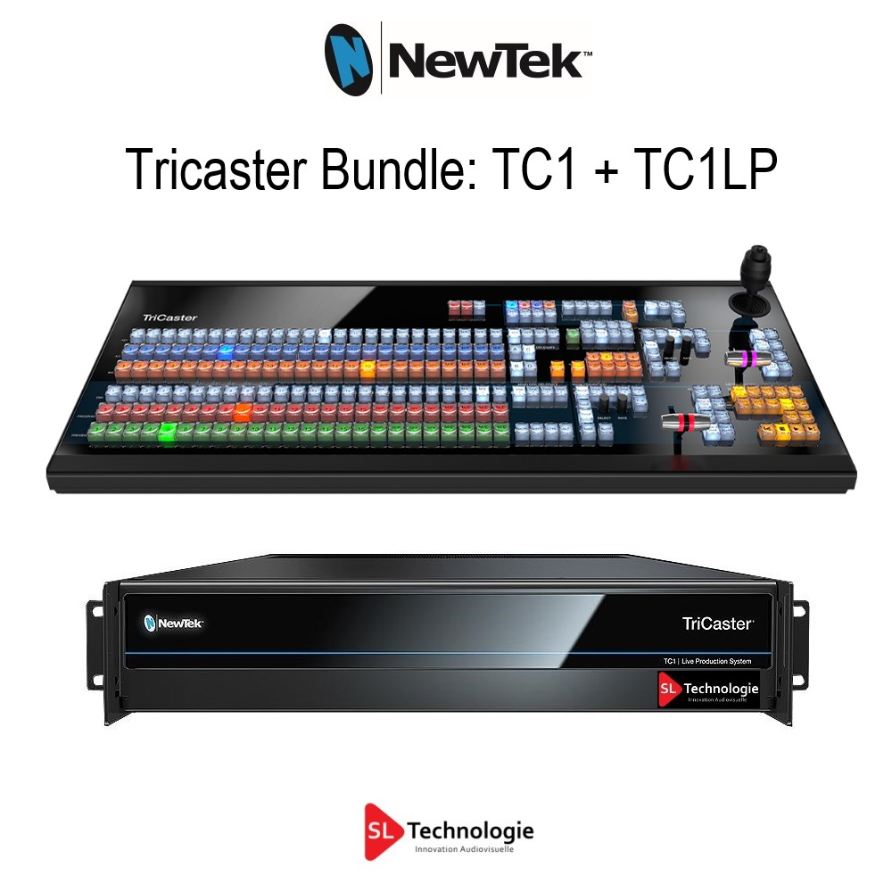 TC1 Select Bundle + TC1LP NewTek
