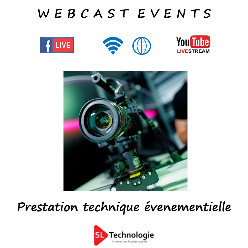 Web Cast Events
