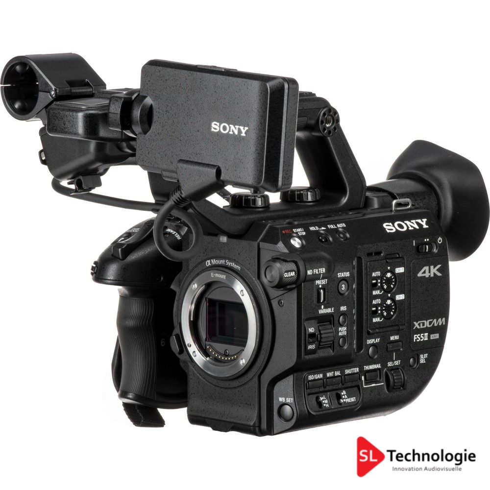 PXW FS5 II Sony