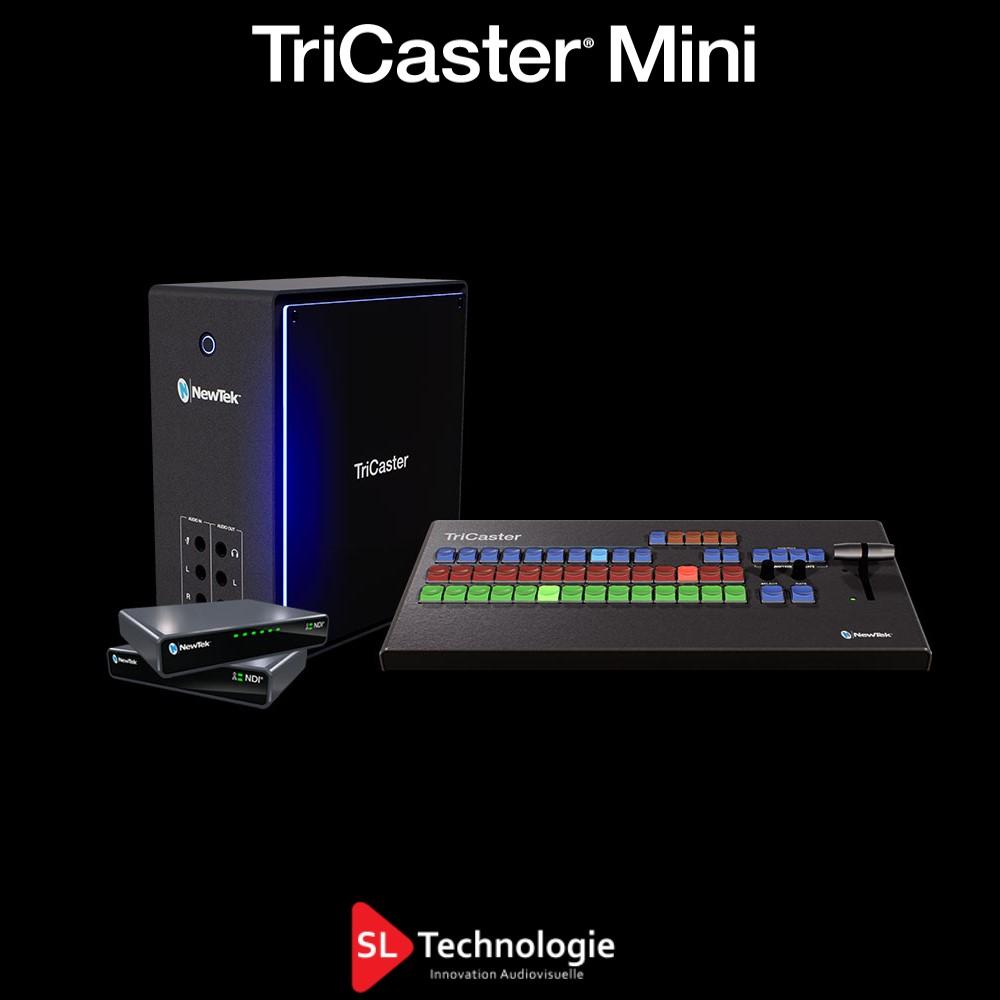 TC Mini 4K NDI New Tek