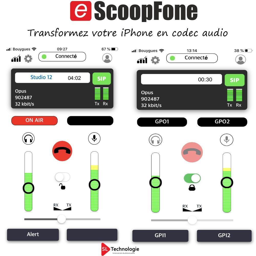 e ScoopFone AETA