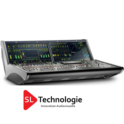 MC² 36 LAWO Console de Production All in One