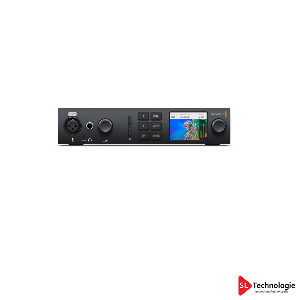 UltraStudio 4k Mini BlackMagic Design