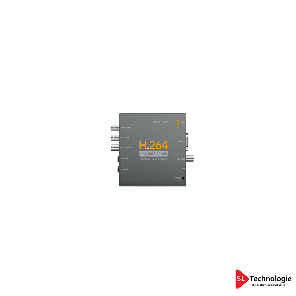 H.264 Pro Recorder BlackMagicDesign