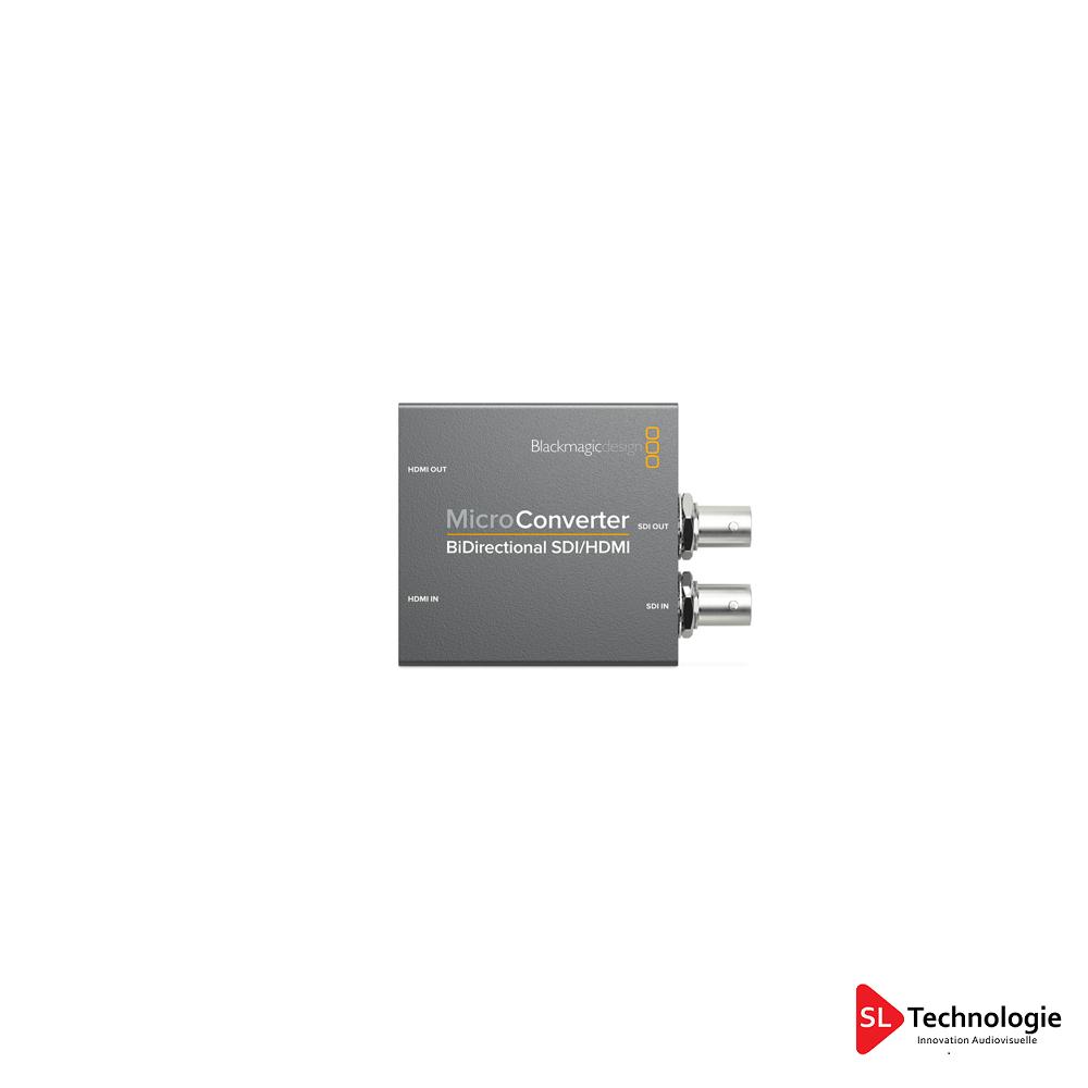 Micro Converters BlackMagicDesign