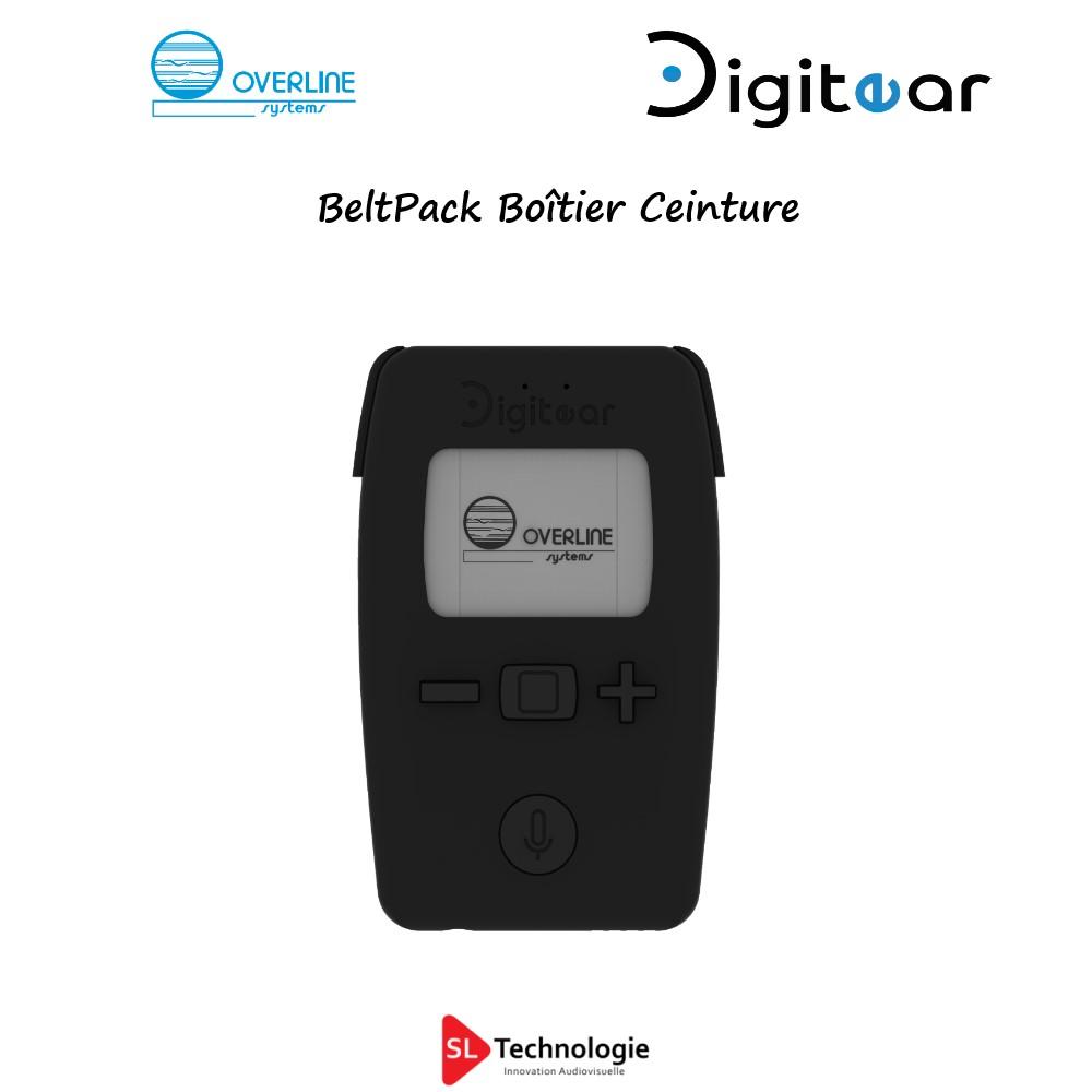 BeltPack Digitear Overline Systems