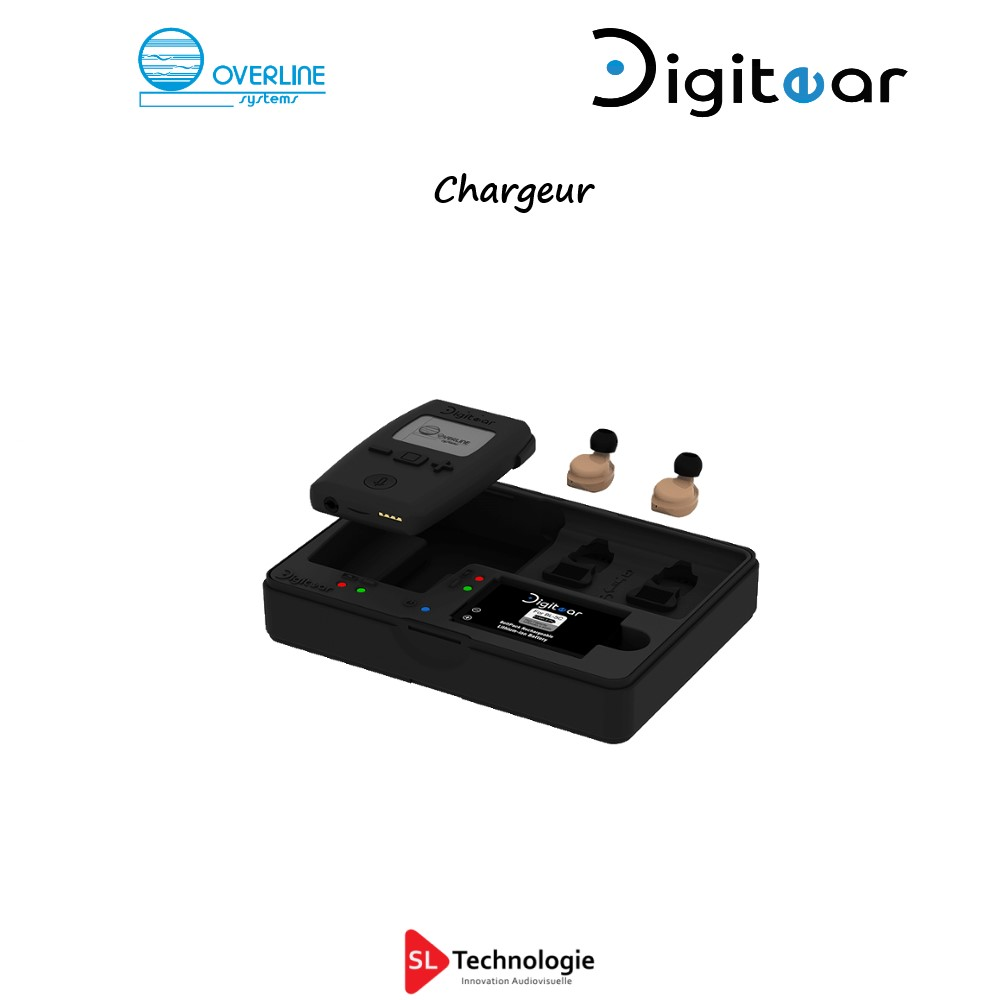 Chargeur Box Digitear Overline Systems