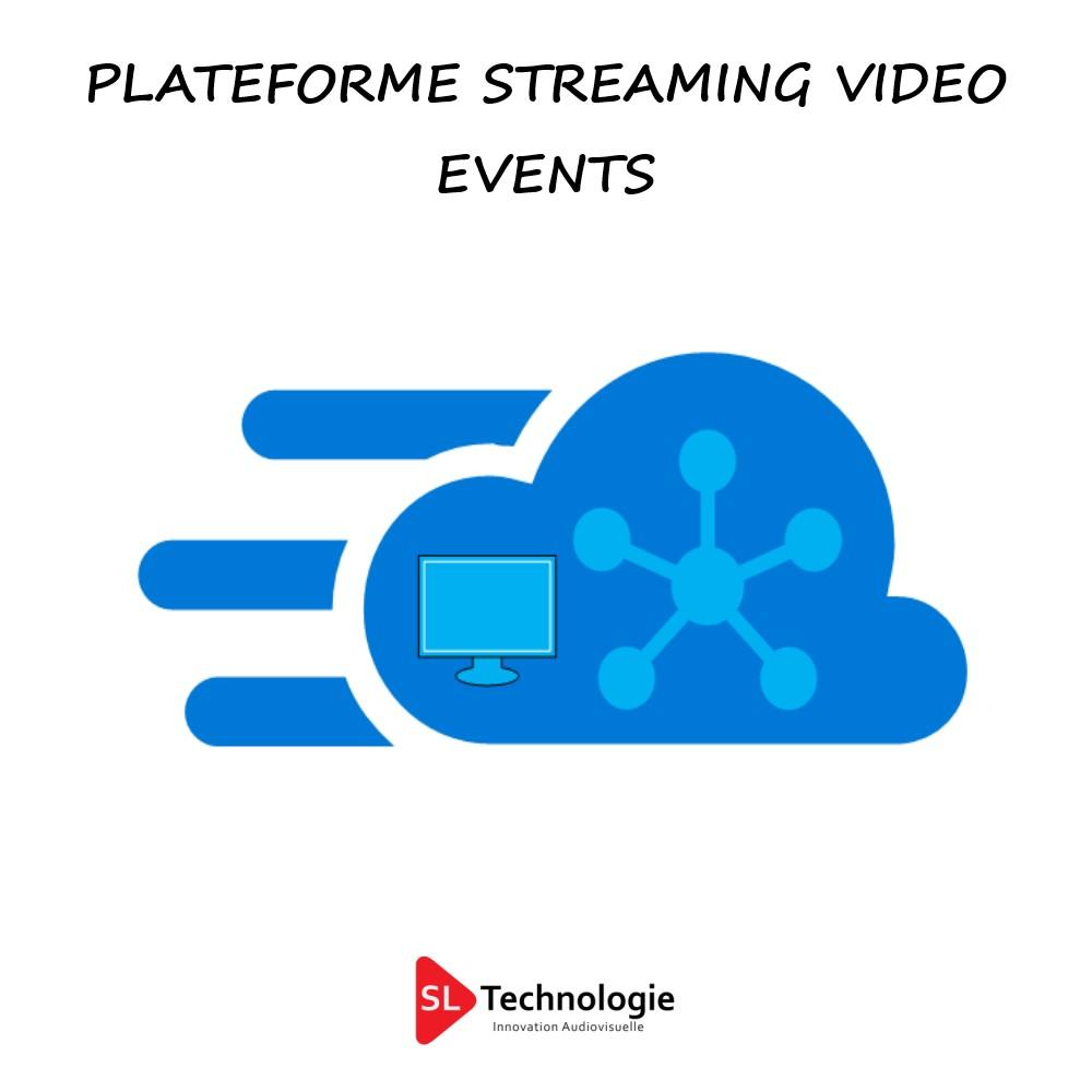 Serveur Streaming Vidéo Événementiel
