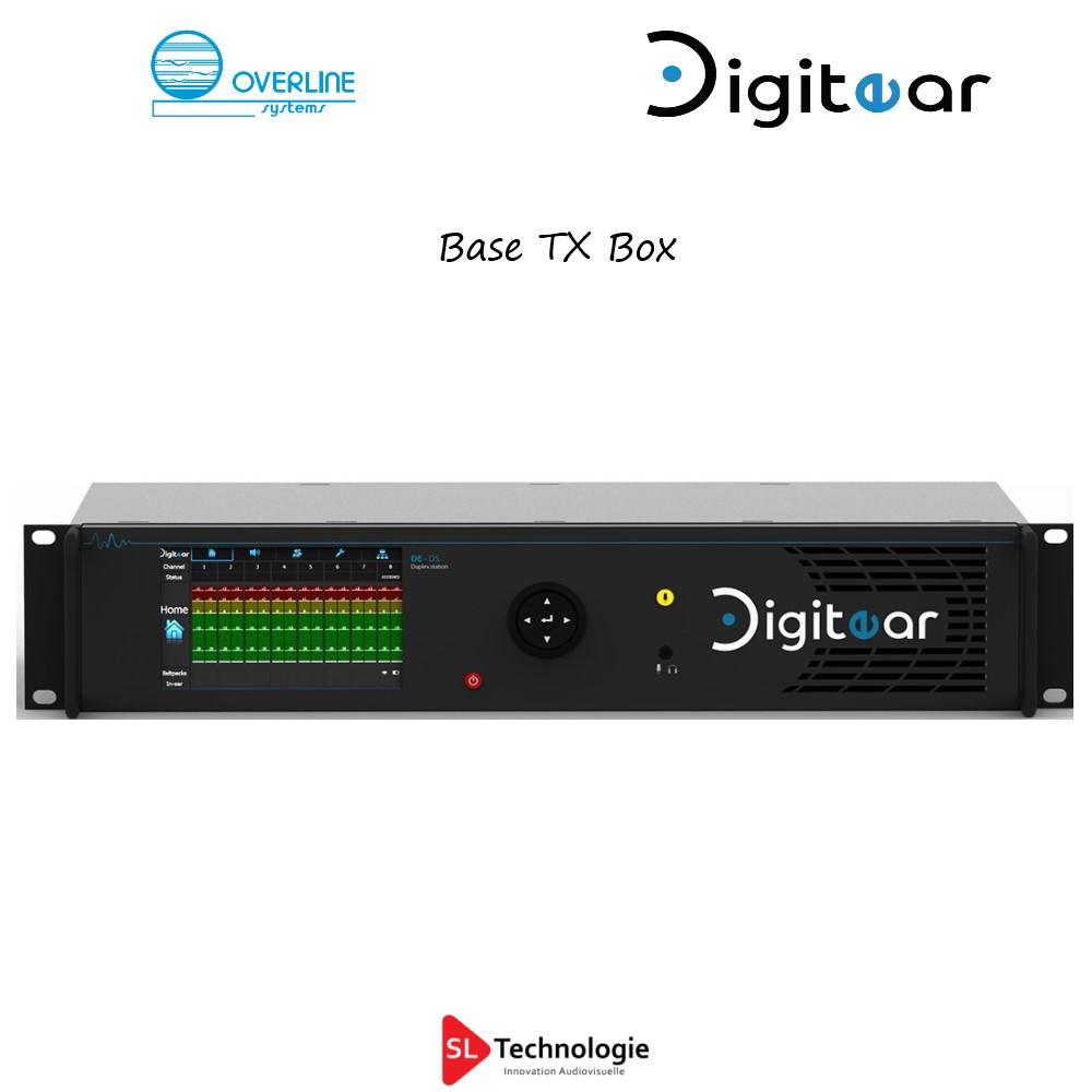 Base TX Box Digitear Overline Systems