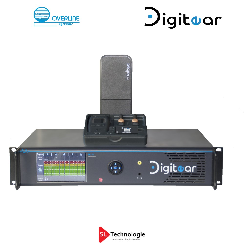 Digitear By Overline Systems- Ear Monitoring
