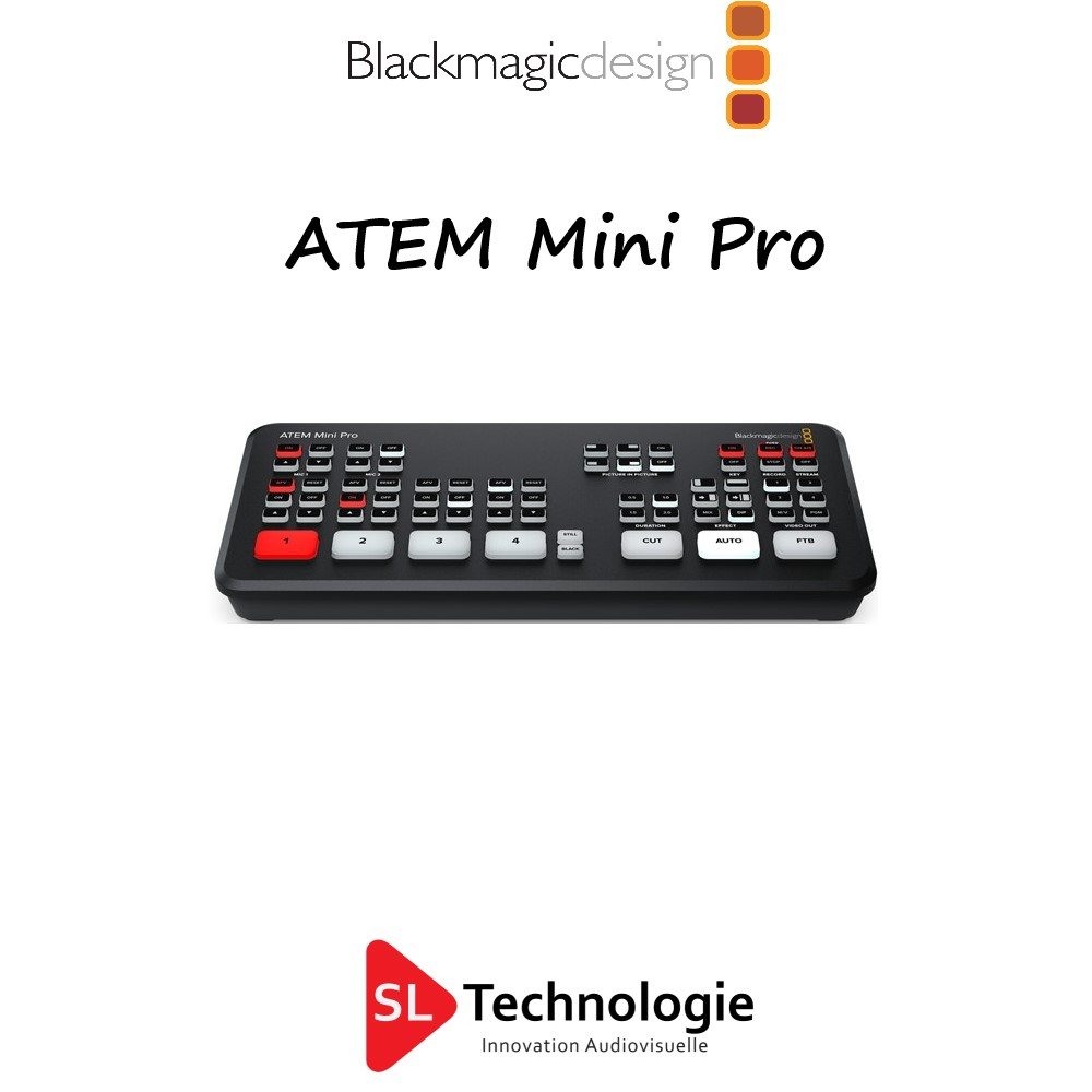 ATEM Mini Pro Blackmagicdesign