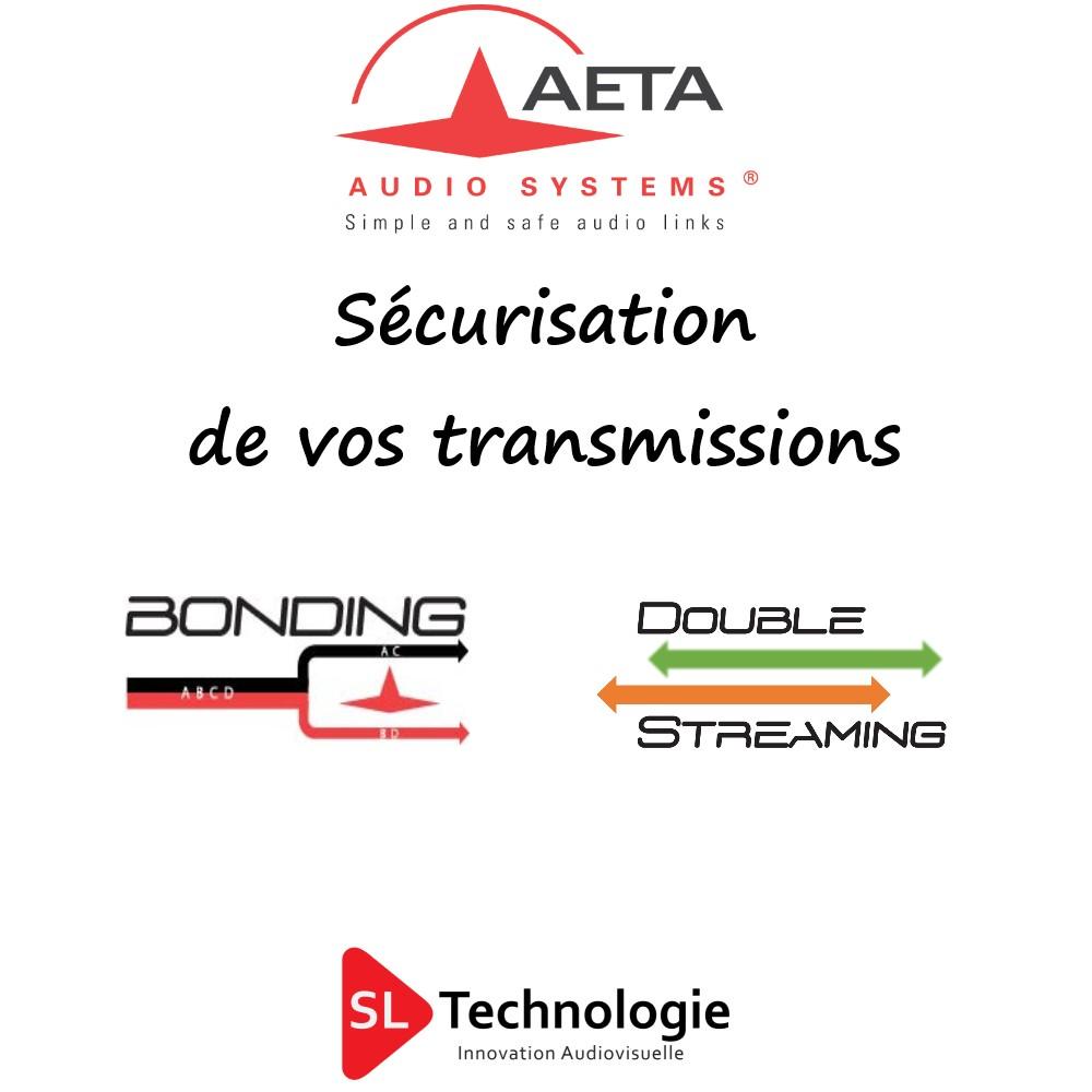 Read more about the article Liaison IP Sécurisée – Codec Audio AETA