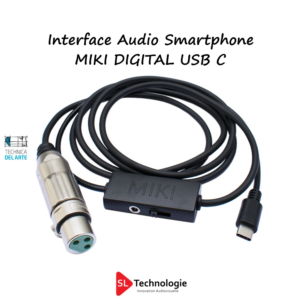 MIKI DIGITAL Type C – USB