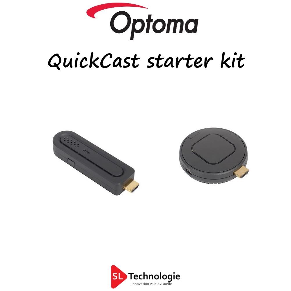 QuickCast starter kit