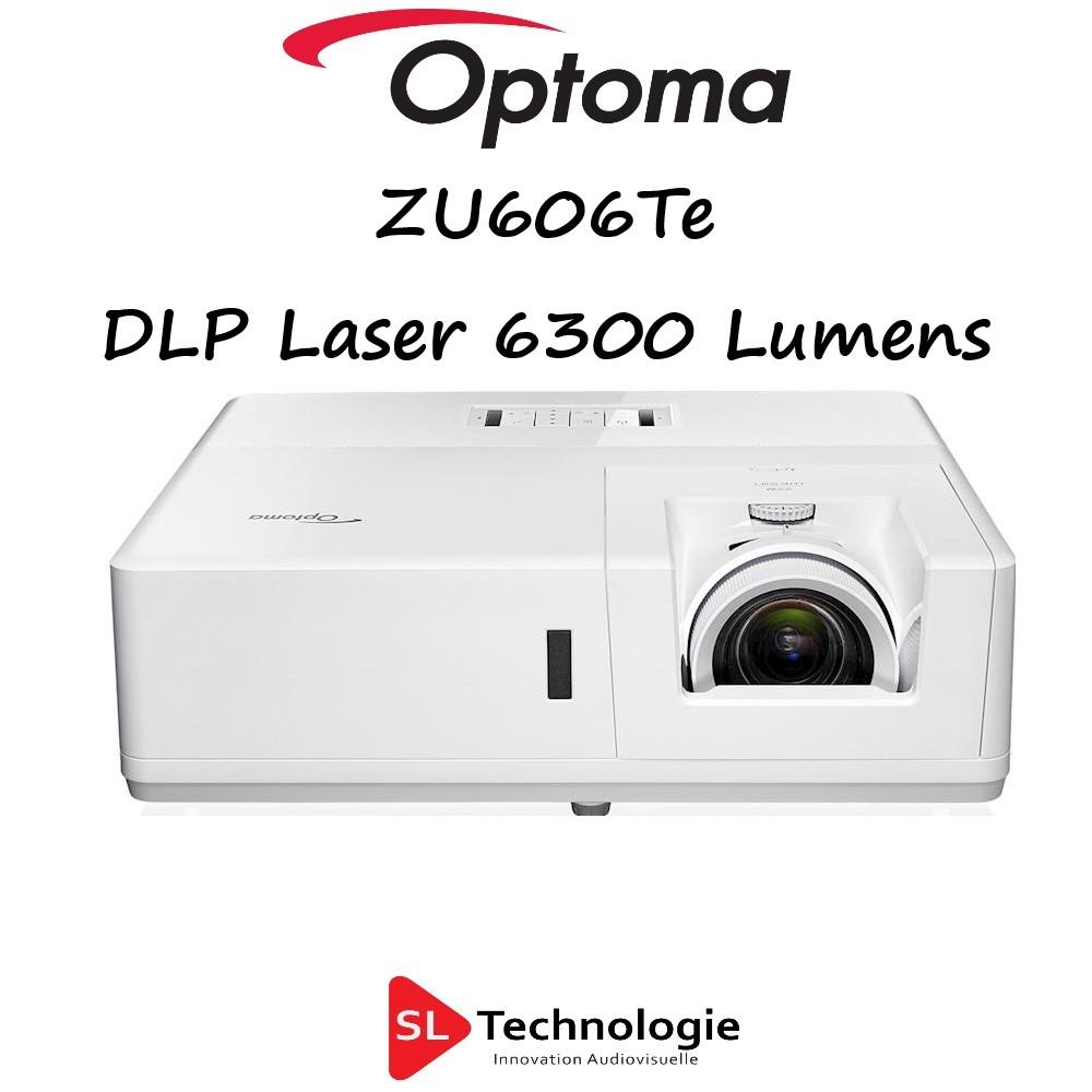ZU606Te OPTOMA DLP Laser 6300 Lumens