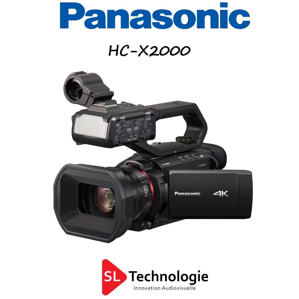 HC-X2000 Panasonic