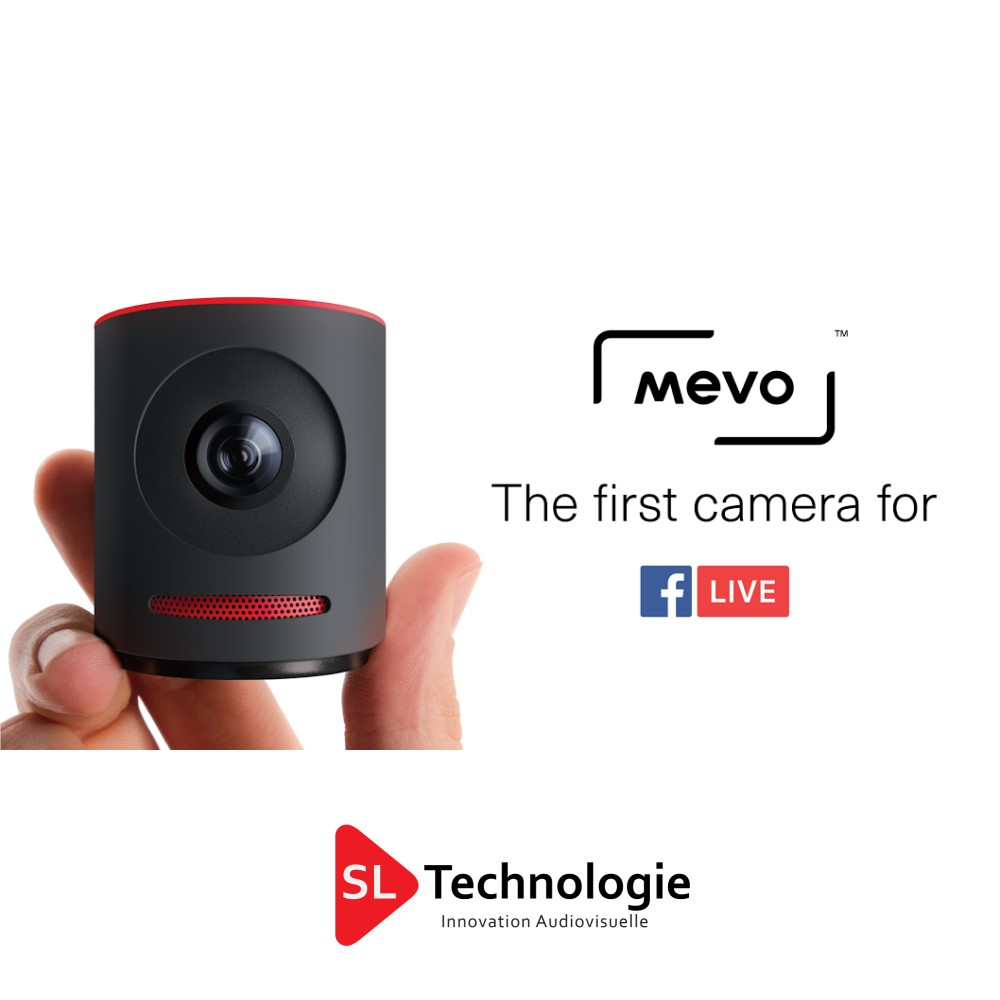LIVESTREAM MEVO PLUS PRO BUNDLE 2