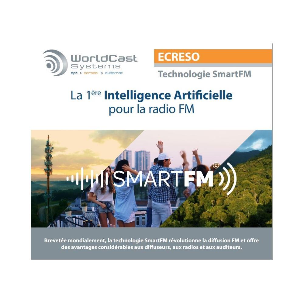 Smart Fm: La 1ère Intelligence Artificielle pour la radio FM