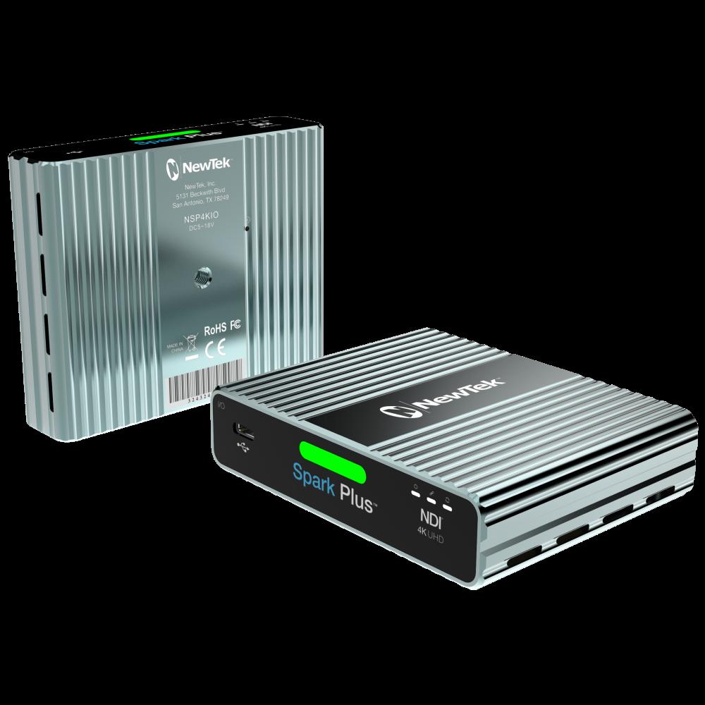 Spark Plus 4k i/o HDMI – Full NDI