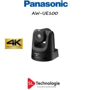 AW-UE100 Panasonic 4k/60p – NDI – NDI/HX – SRT – 12G-SDI