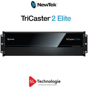 Tricaster 2 Elite Newtek – News
