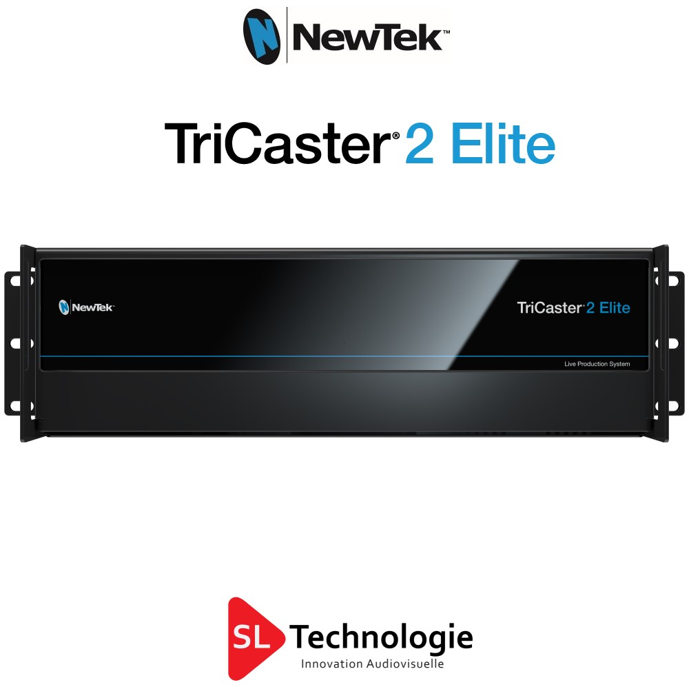 Tricaster 2 Elite Newtek – News