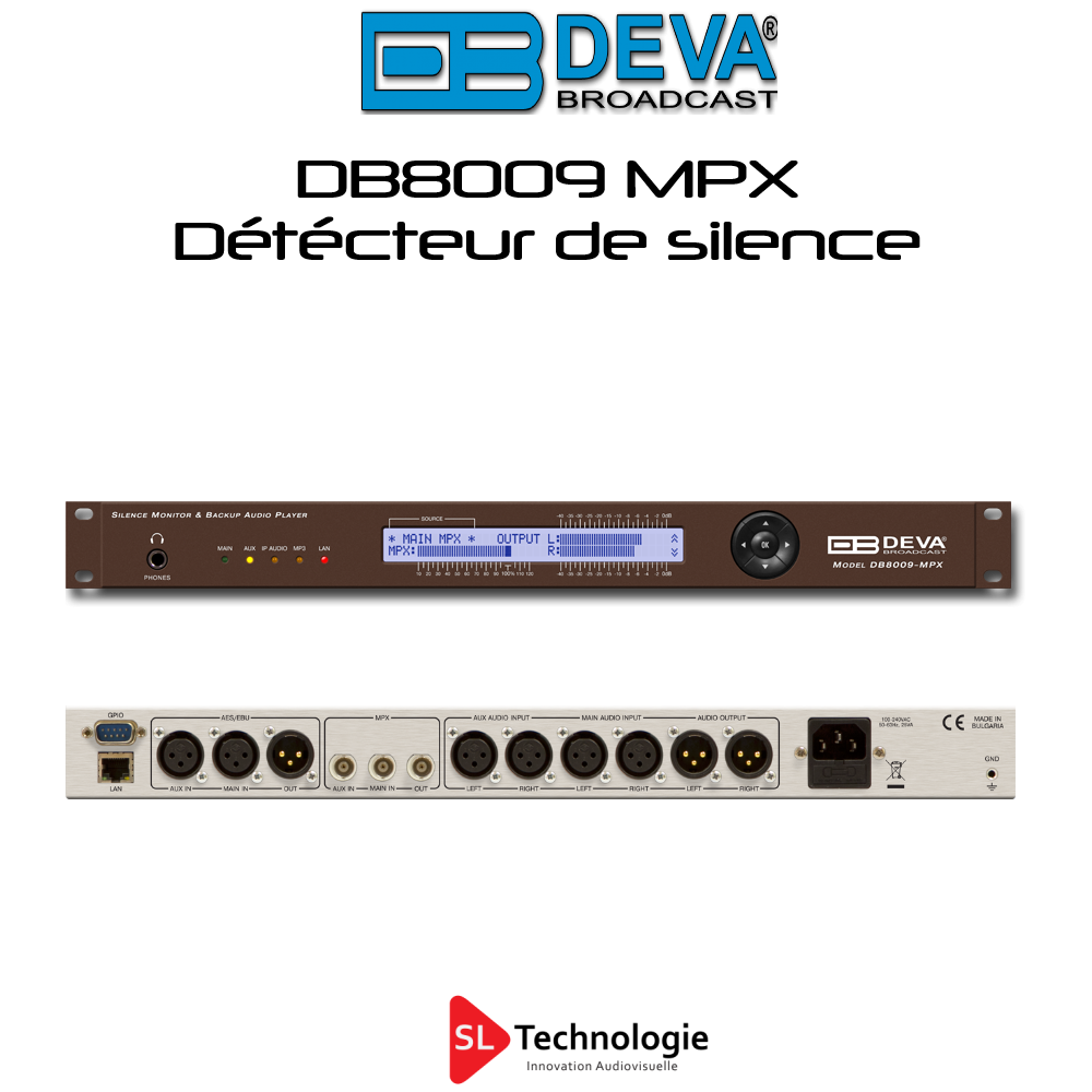 DB8009 MPX DEVA