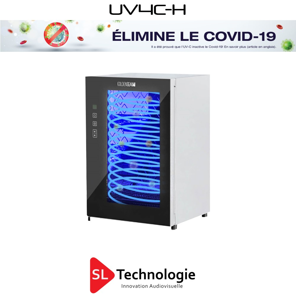 UV4C-H Désinfection UV-C