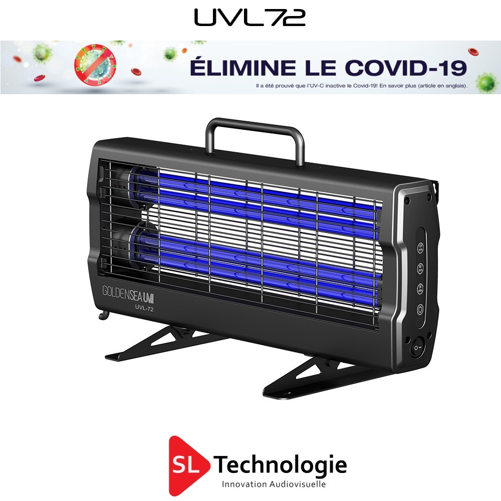 UVL72 Désinfection UV-C