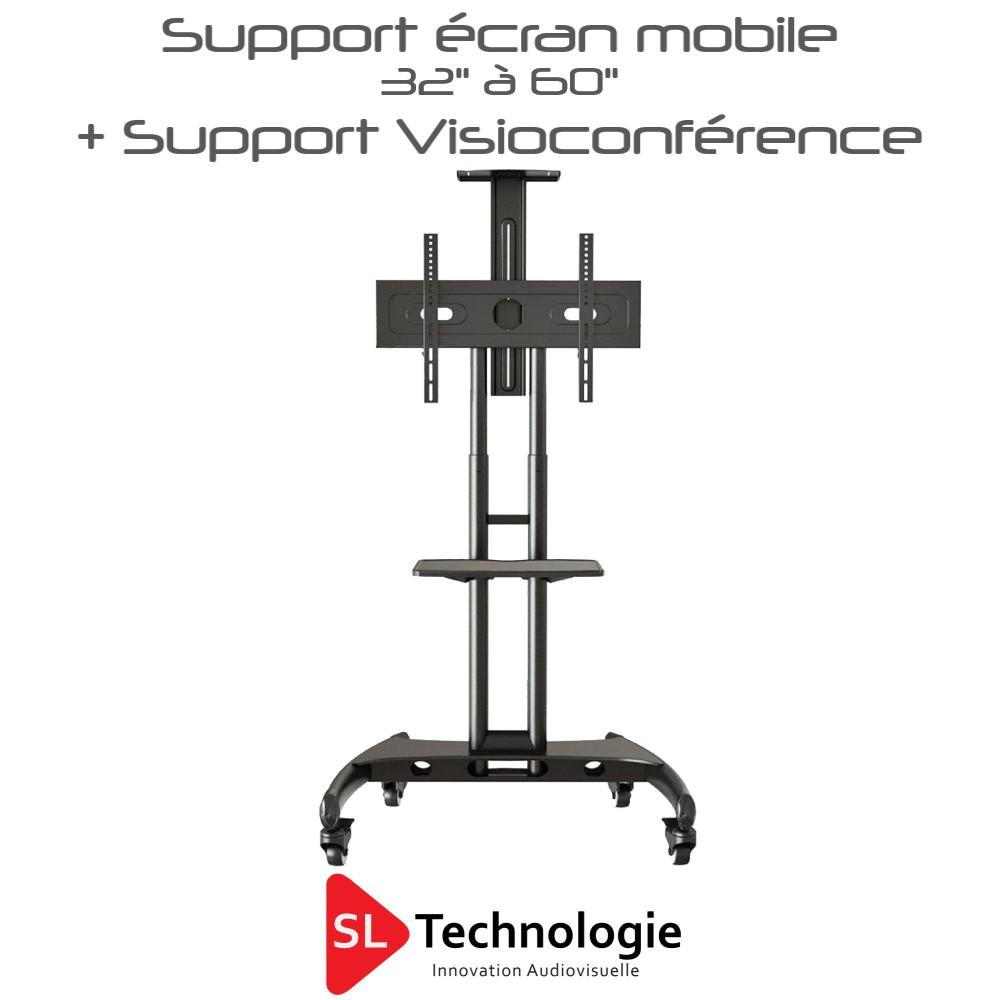 Support mobile écran plat TRVT561