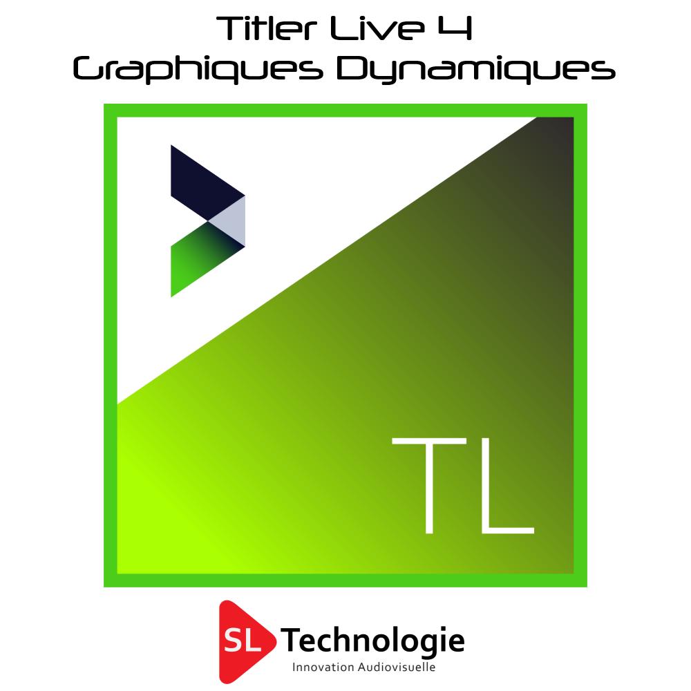 Titler Live 4 Broadcast NewBlue