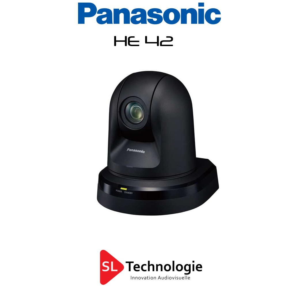 AW HE42 Panasonic Caméra PTZ